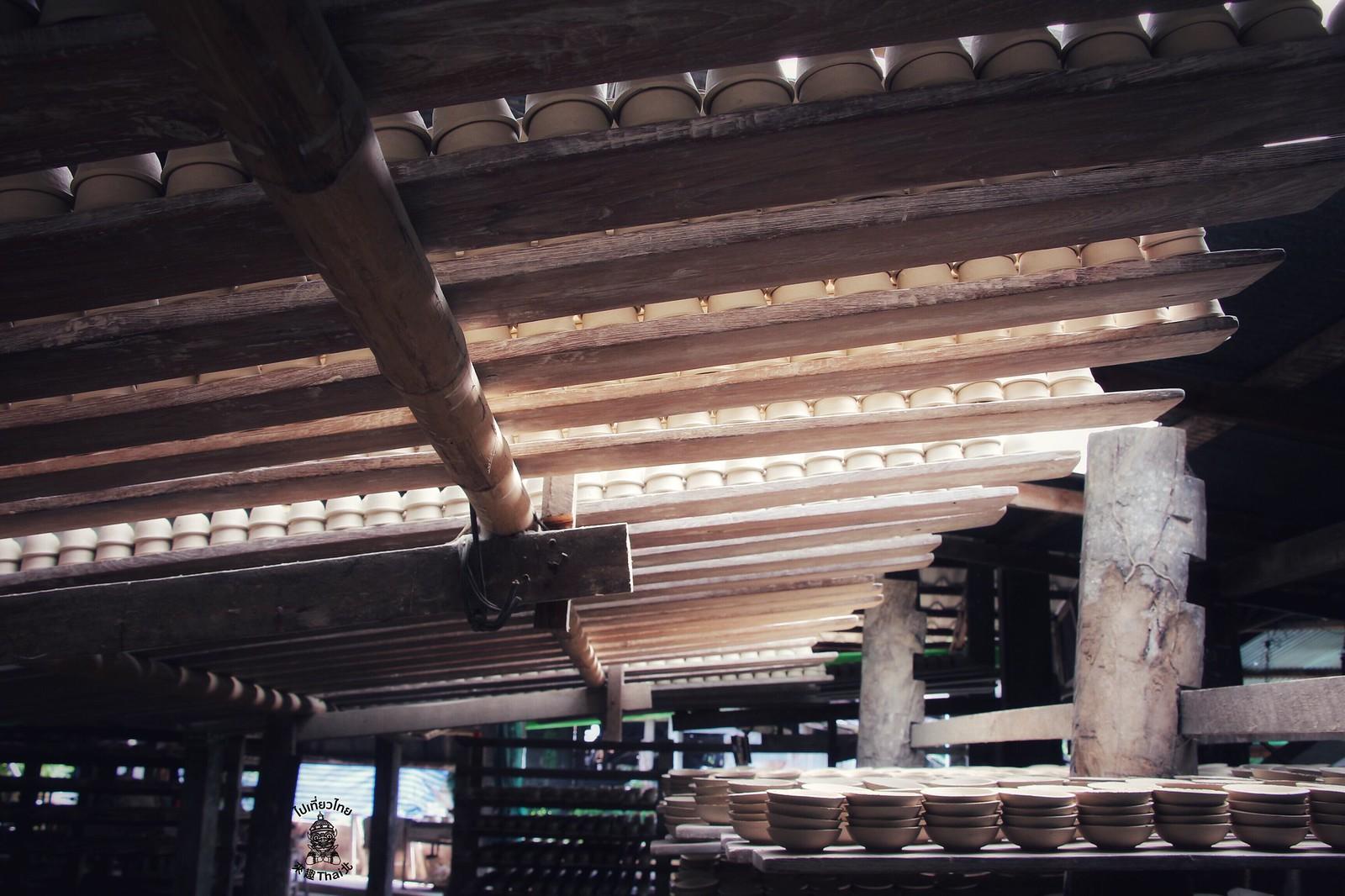 泰國精品瓷器的發源-塔那磨里陶瓷博物館