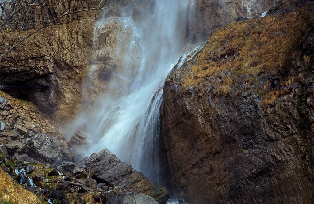 Seerenbachfälle | Walensee