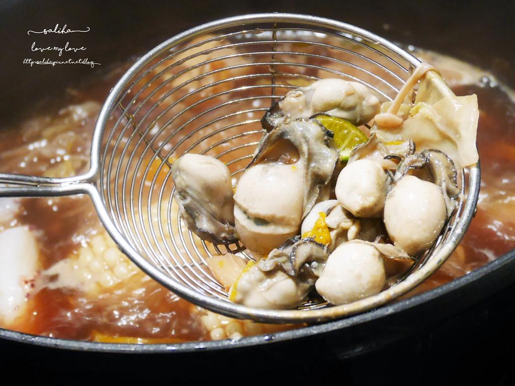 台北東區竹苑shabu高級鍋物海鮮好吃火鍋忠孝敦化站附近餐廳 (11)