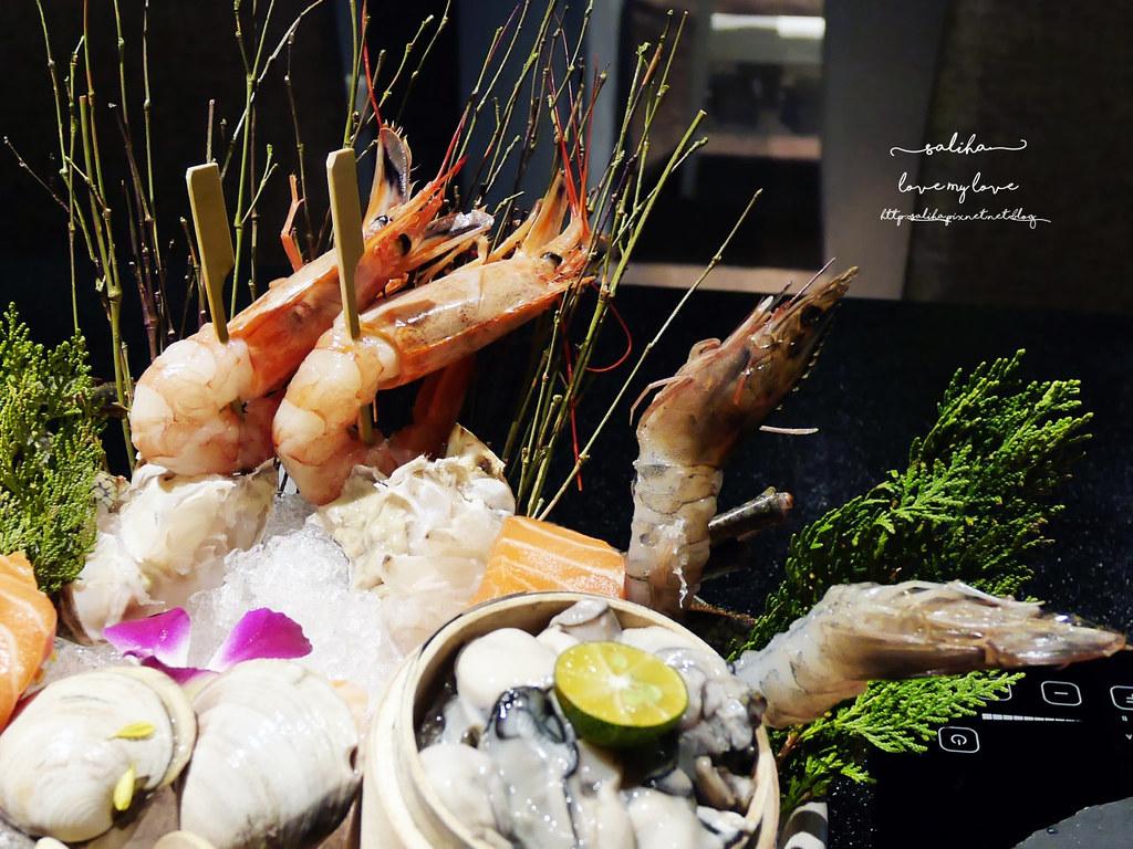 台北東區竹苑shabu高級鍋物海鮮好吃火鍋忠孝敦化站附近餐廳 (7)