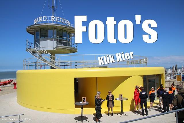 Opening nieuwe Reddingspost Knokke