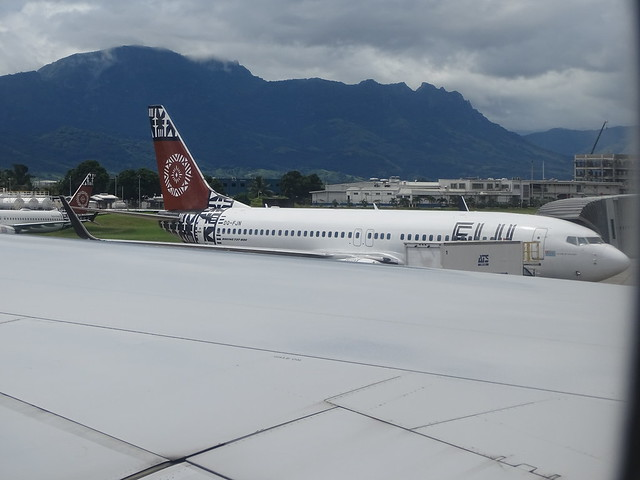 Fiji Airways Boeing 737-800 DQ-FJN