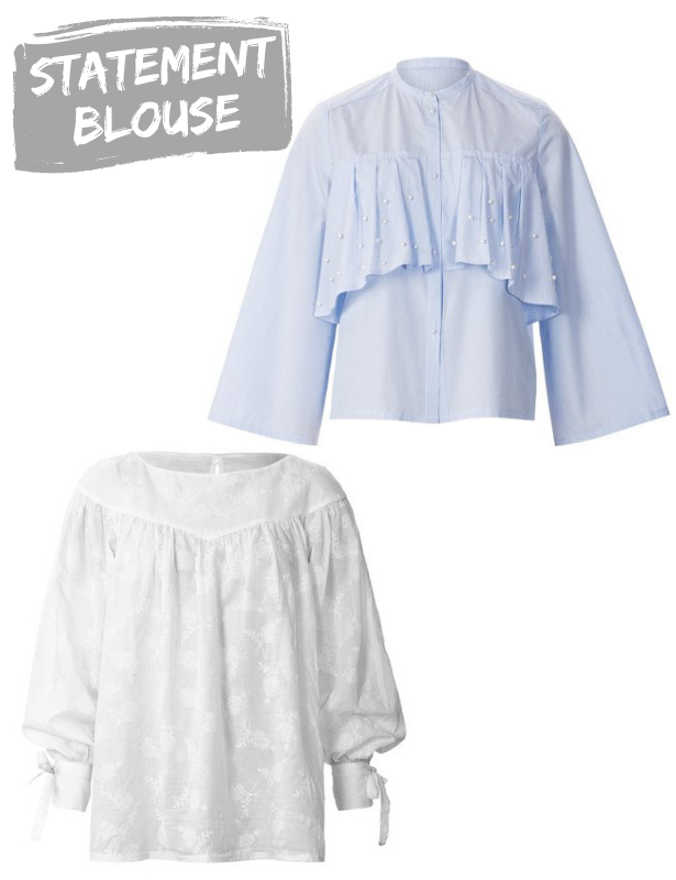 Summer 19 Trends Statement Blouse