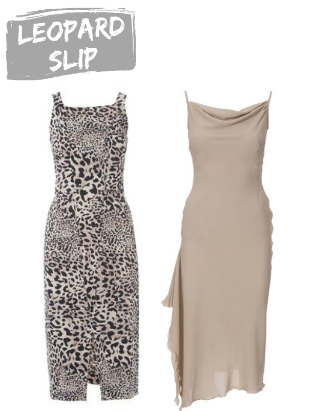 Summer 19 Trends Leopard Dress