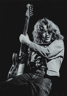 Rory Gallagher - onstage 1970s