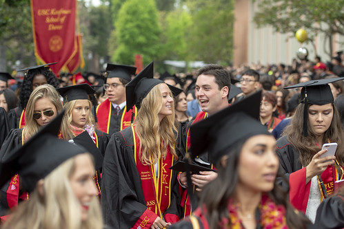 136th USC Commencement Ceremony