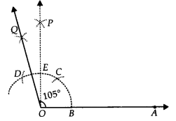 NCERT Solutions for Class 9 Maths Chapter 11 Constructions Ex 11.1 q4A