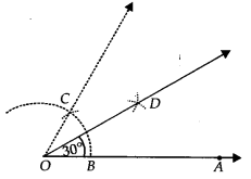 NCERT Solutions for Class 9 Maths Chapter 11 Constructions Ex 11.1 q3