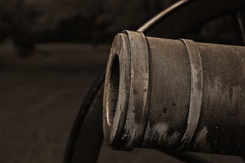 Howitzer Gape Shaded
