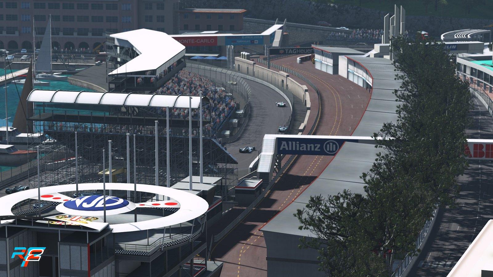 rF2 Monaco 5