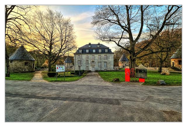 Velbert - Schloss Hardenberg 05