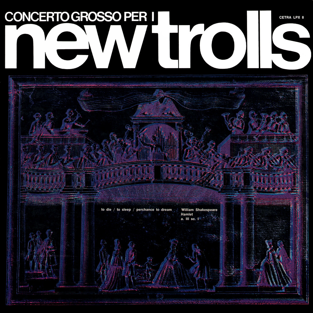 New Trolls - Concerto Grosso
