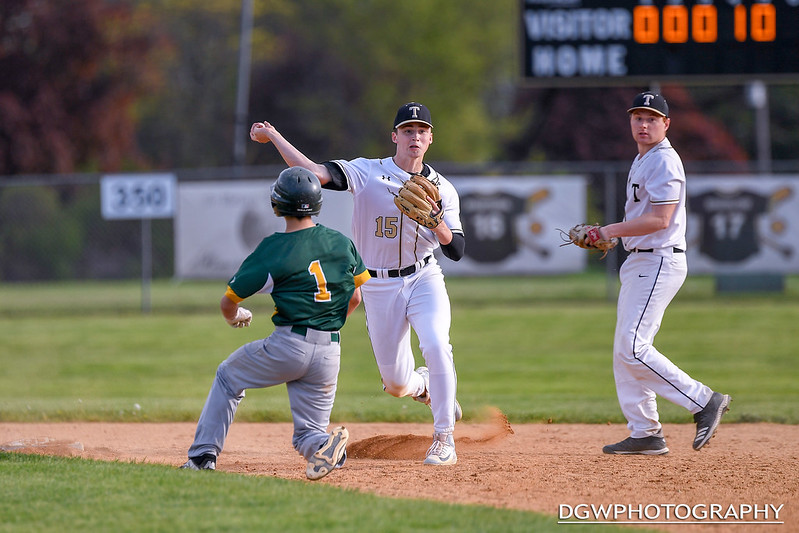 Trumbull High vs. Trinity Catholic - High School Baseball