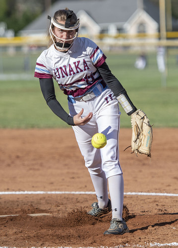 Unaka vs University High Softball