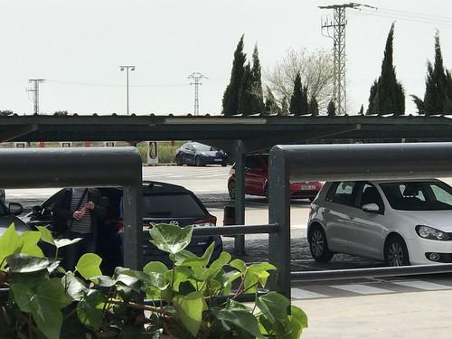 Tesla Supercharger de La Gineta (Albacete)