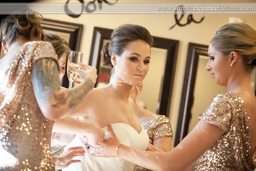 Bridesmaids Assistance