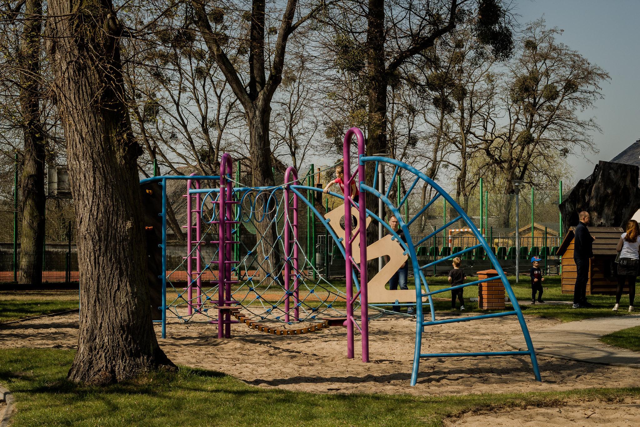 Park Orientacji Przestrzennej - Owińska