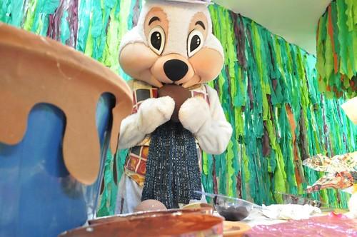 17.04.19 Coelhinho da Páscoa chega neste sábado ao Parque Cidade da Criança.