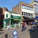 Orchard Street in Preston
