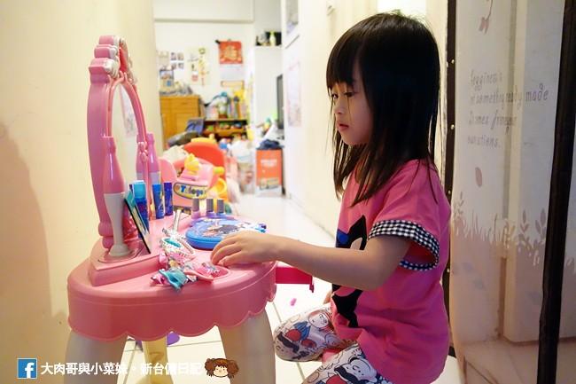 冰雪奇緣化妝美妝組 兒童彩妝 無毒化妝品 (43)