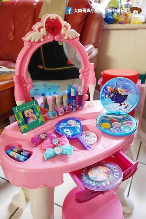 冰雪奇緣化妝美妝組 兒童彩妝 無毒化妝品 (39)