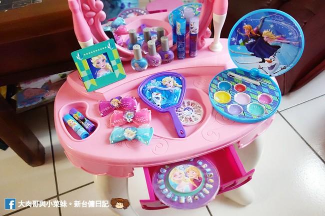 冰雪奇緣化妝美妝組 兒童彩妝 無毒化妝品 (38)