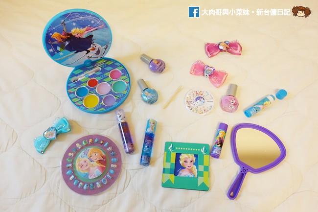 冰雪奇緣化妝美妝組 兒童彩妝 無毒化妝品 (26)