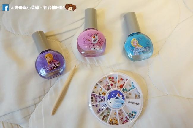冰雪奇緣化妝美妝組 兒童彩妝 無毒化妝品 (18)