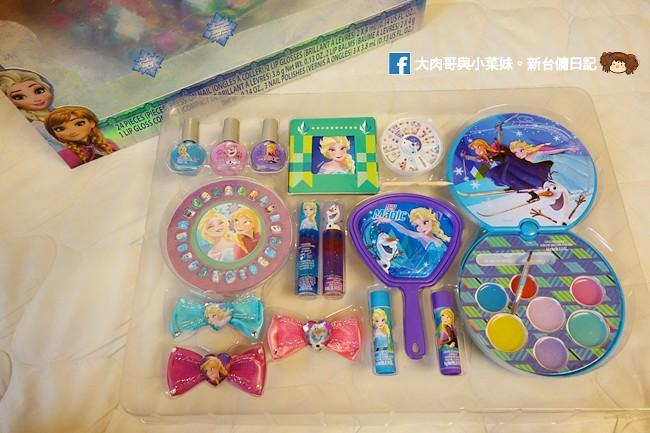 冰雪奇緣化妝美妝組 兒童彩妝 無毒化妝品 (11)