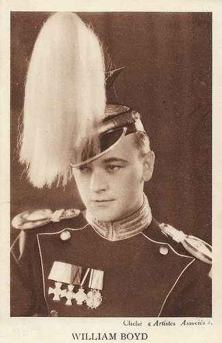 William Boyd in Lady of the Pavements (1929)