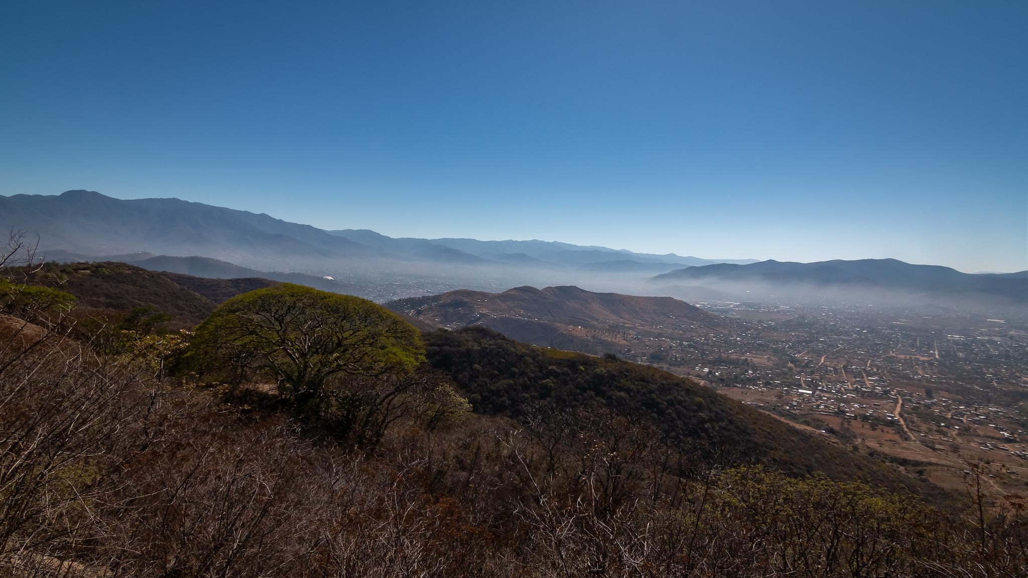 Monte Alban - Oaxaca - [Mexique]