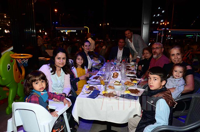 Picasso Port'tan emniyete iftar