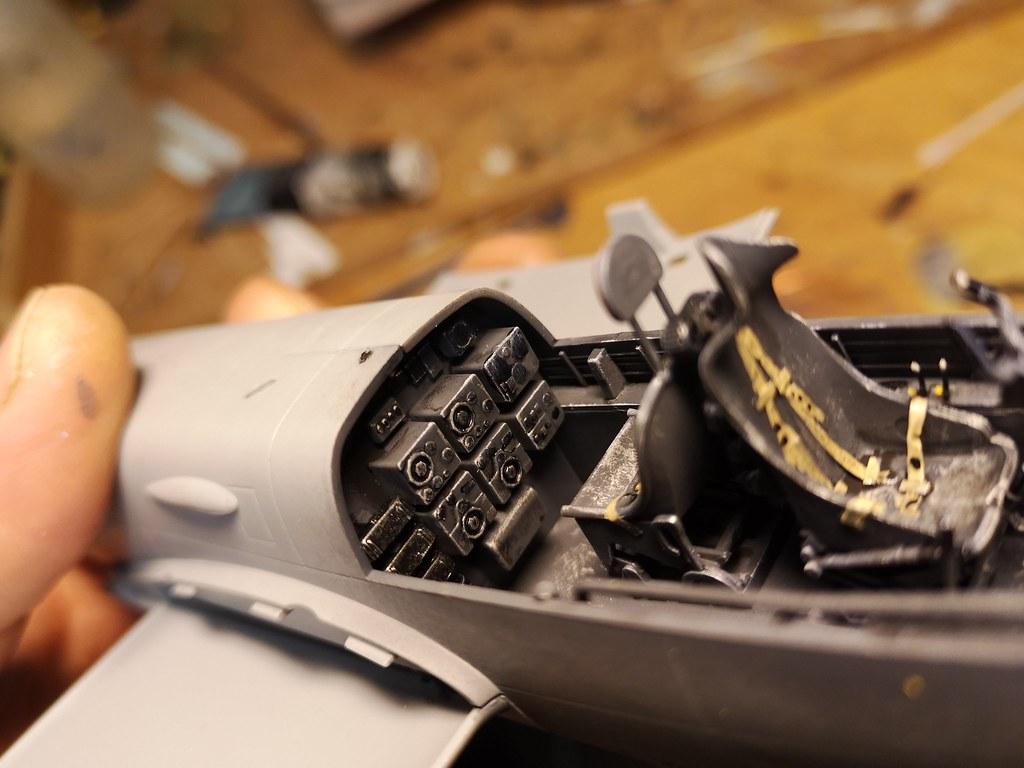 ICM Ju 88 A-4 1/48 46907197194_f80cf89d7c_b