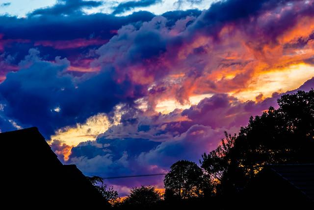 Sunset Blues!