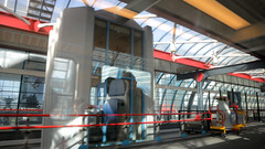 Colors of a Station | Amsterdam | Urban Photo