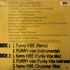 LIVING COLOUR:FUNNY VIBE(JACKET B)