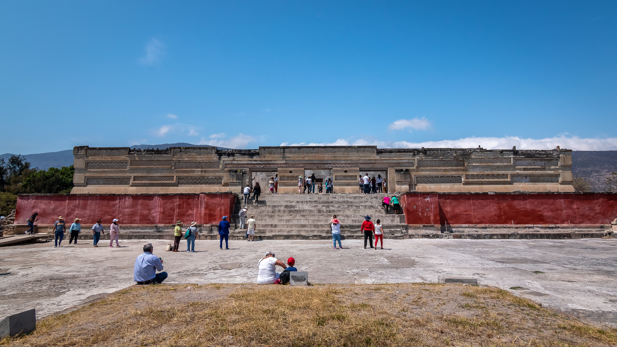 Mitla - Oaxaca - [Mexique]