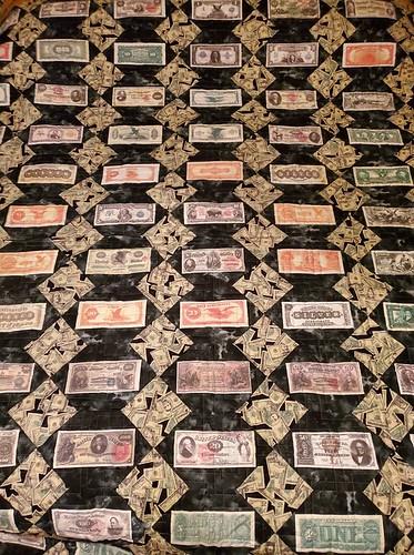 Money Quilt