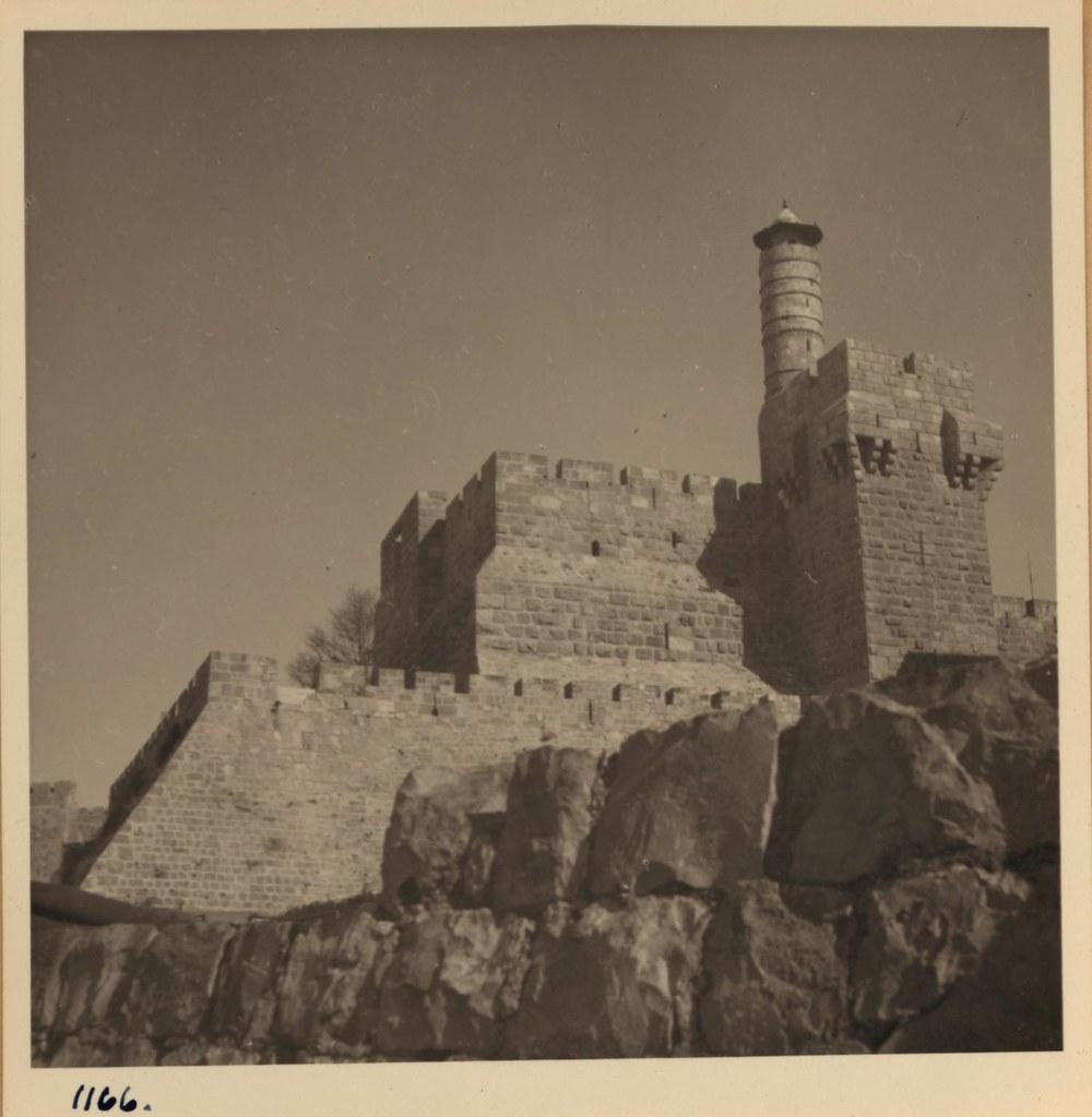 01. Башня Давида, Иерусалим. 1 января
