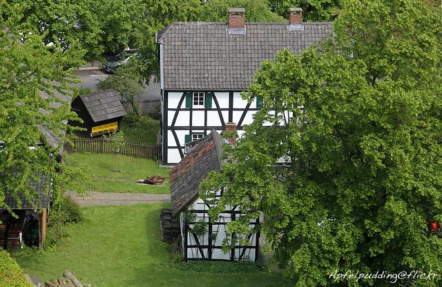Bensberger Spaziergänge - Bergisches Museum für Bergbau, Handwerk und Gewerbe