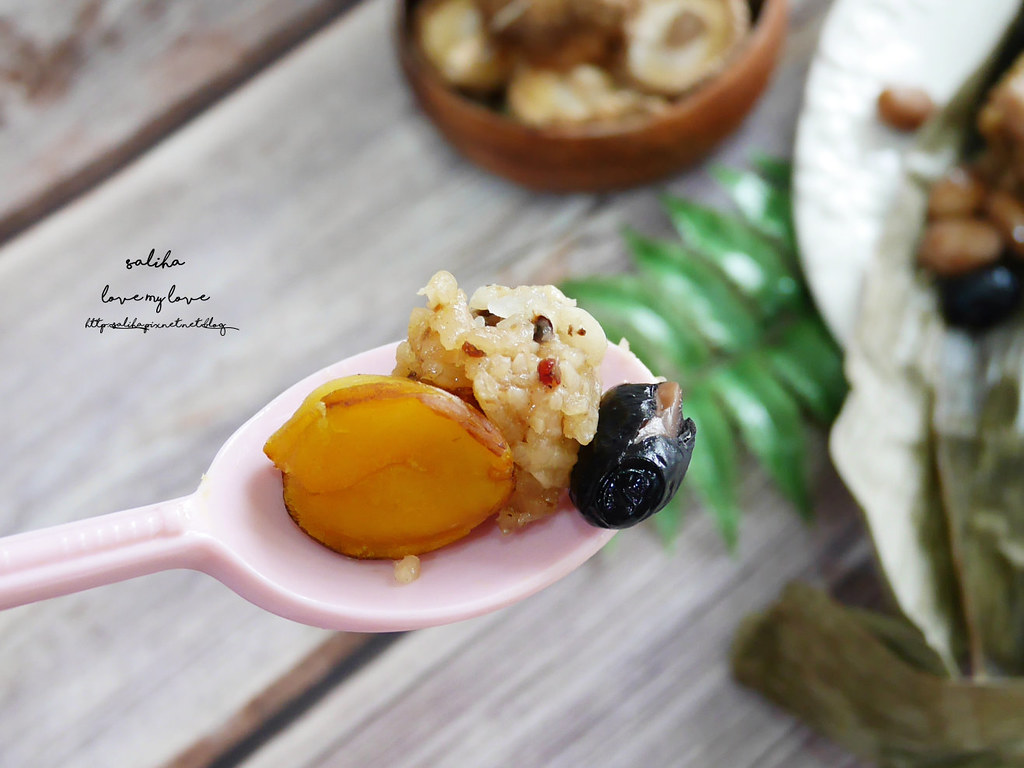 好吃素食禮盒推薦百喬食品素粽甜粽 (15)