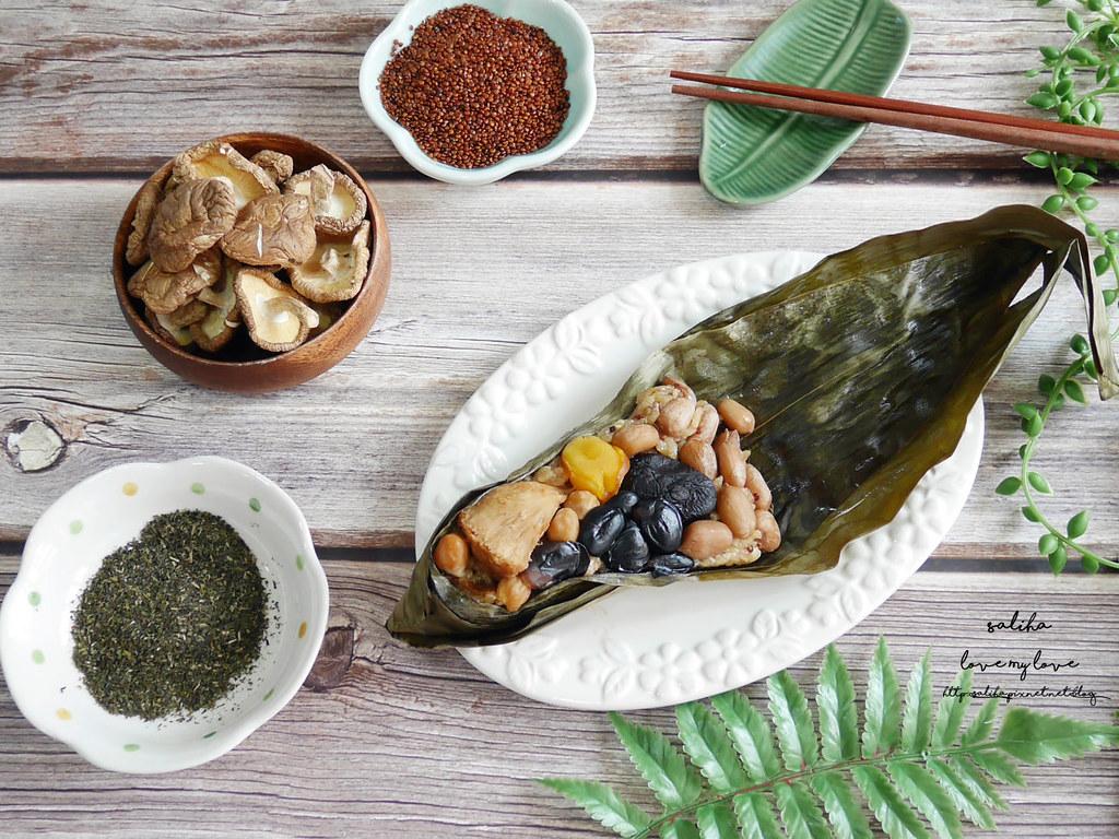 好吃素食禮盒推薦百喬食品素粽甜粽 (6)