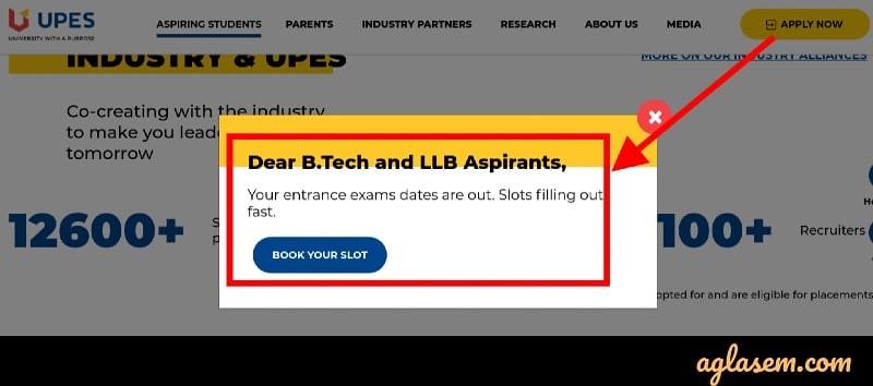ULSAT 2019 Admit Card - Book Your Slot Here, Download ULSAT Admit Card