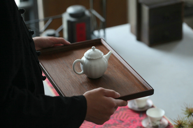 Bamboo Tea Tray 2 Variations
