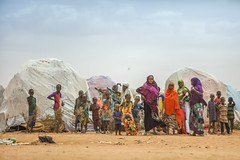 Kabasa IDP Camp in Dolow