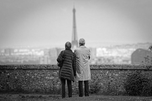 A nous deux Paris - Together