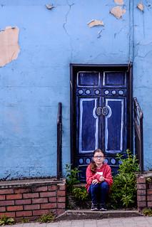 Blue door | by Cagey75