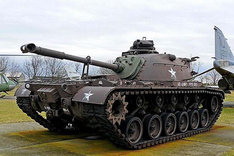 M48 Patton Tanque Medio 00001