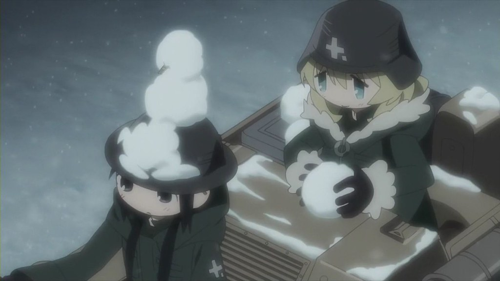 girls last tour screencap