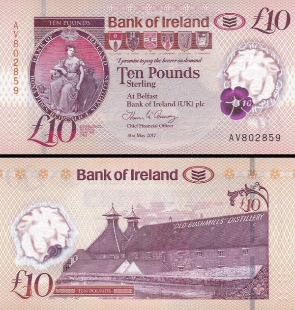 10 Libier Severné Írsko 2017 (2019), P91